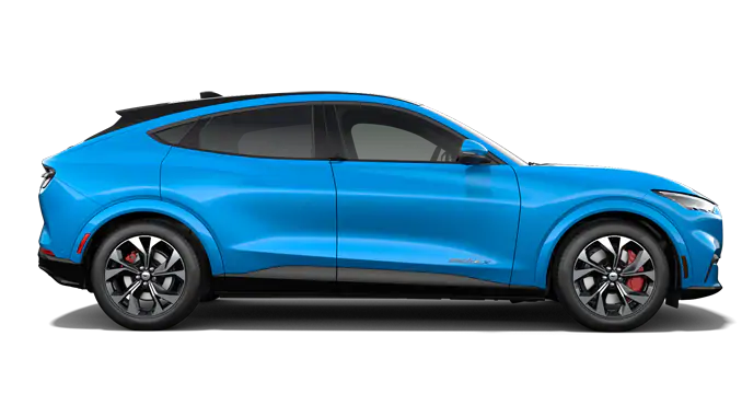 All-New Ford Mustang Mach-E First Edition